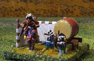 Takeda Daimyo (15mm figures)
